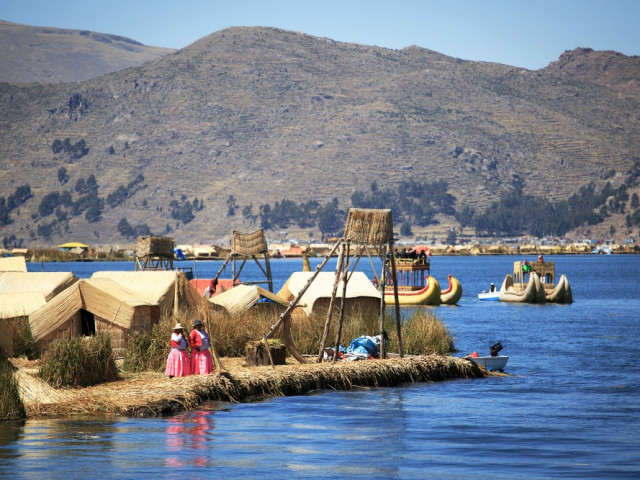 PERU': Explore Peru' in gruppo 2019