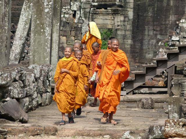 CAMBOGIA: Gruppo Cambogia Discovery