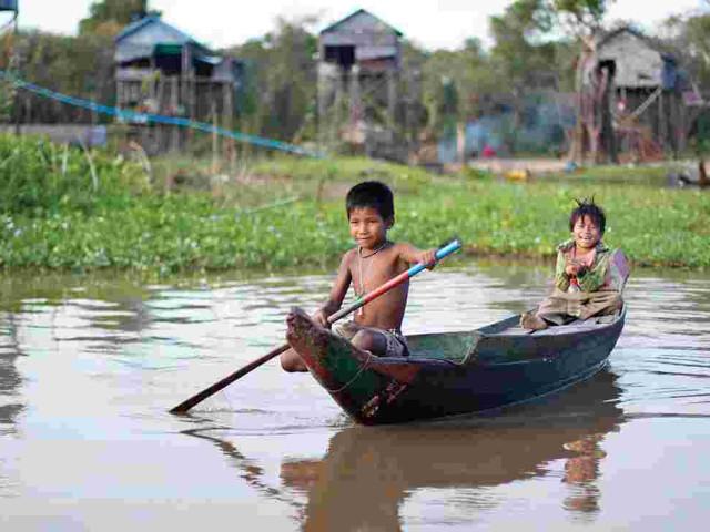Cambogia Hightlights