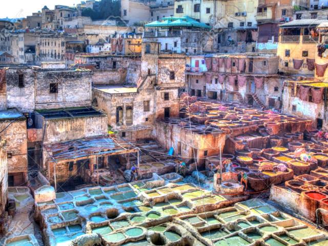 MAROCCO: EXPLORE MARROCCO: DALLE CITTA' IMPERIALI  ALlA MAGIA DEL DESERTO