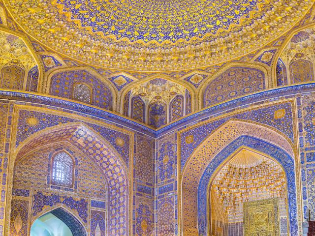 IRAN: TOUR UZBEKISTAN MARCO POLO SETTEMBRE