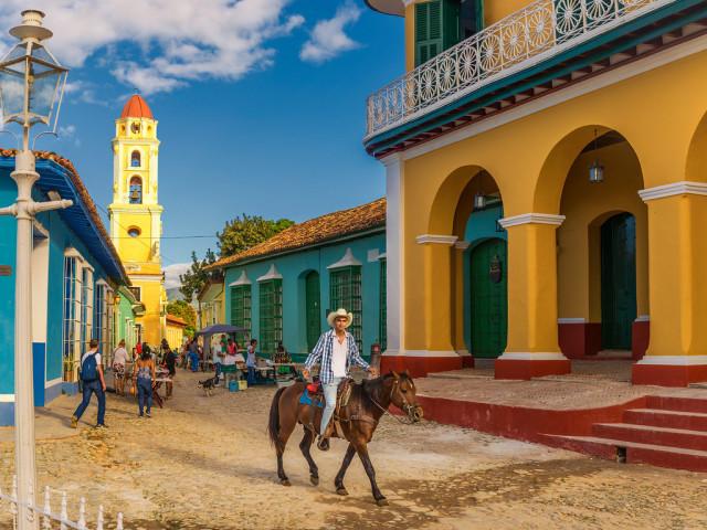 TOUR CUBA LIBRE ORIGINAL OTTOBRE