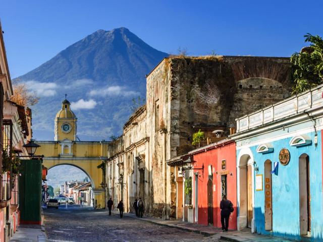 GUATEMALA E NICARAGUA: TOUR GUATEMALA COLORES LUGLIO