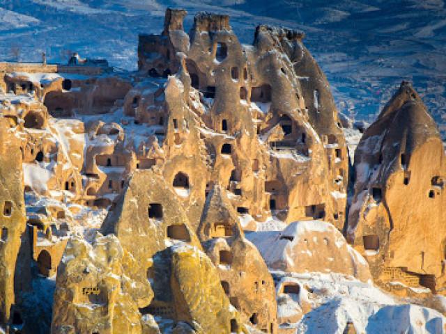 TURCHIA E CAPPADOCIA: TOUR EXPLORE CAPPADOCIA-OTTOBRE