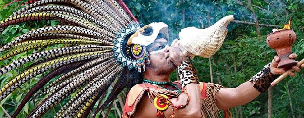 Sciamano Ixil
