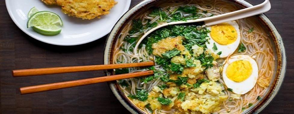 colazione birmana